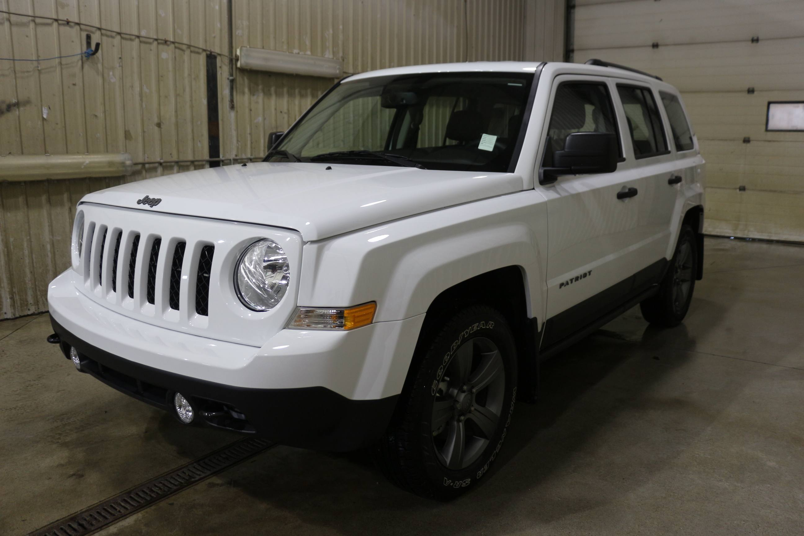 2017 Jeep Patriot Sport/SE