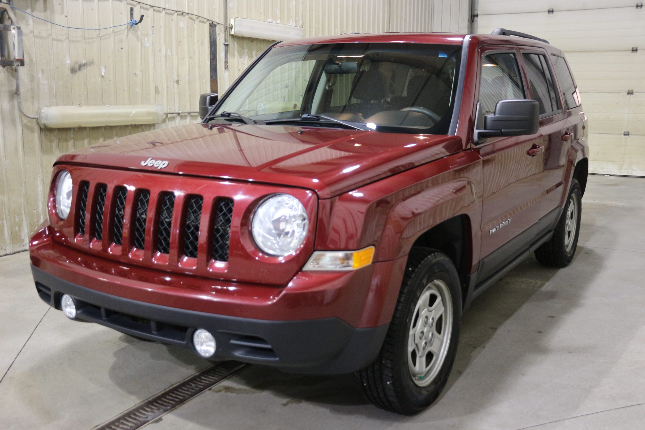 2013 Jeep Patriot Nort/Sport 4×4